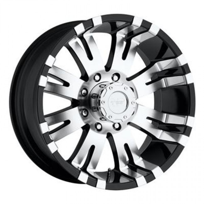 Pro Comp Series 01, Gloss Black wheel