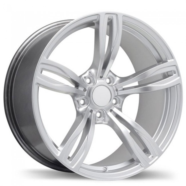 Replika Wheels R141A, Hyper Silver wheel
