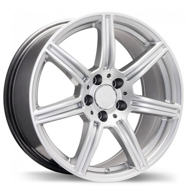 Replika Wheels R142, Hyper Silver wheel