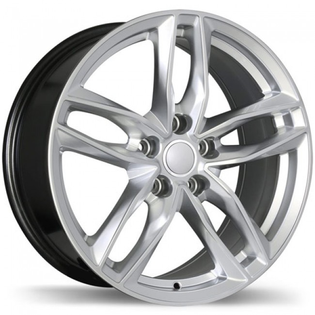 Replika Wheels R167, Hyper Silver wheel