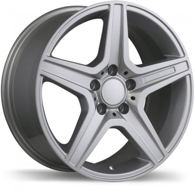 Replika Wheels R169, Hyper Silver wheel