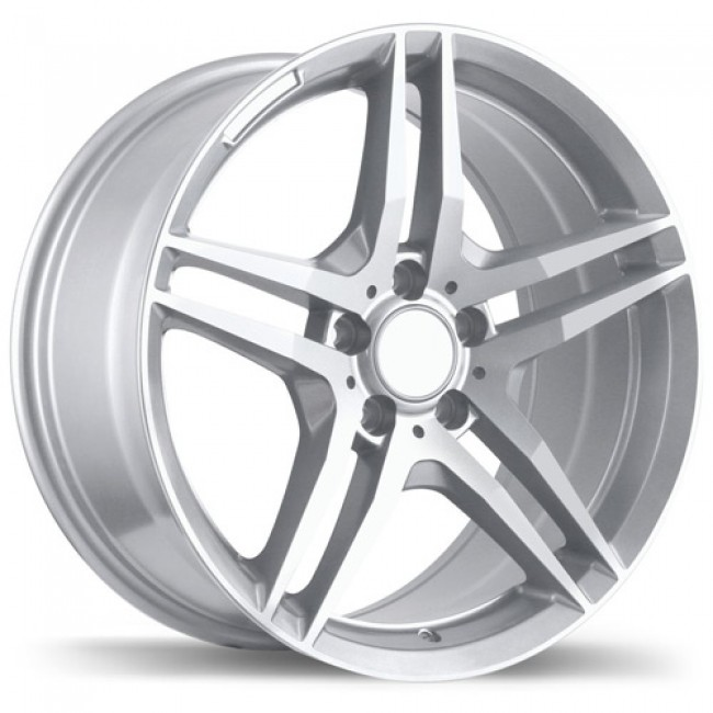 Replika Wheels R170, Hyper Silver wheel