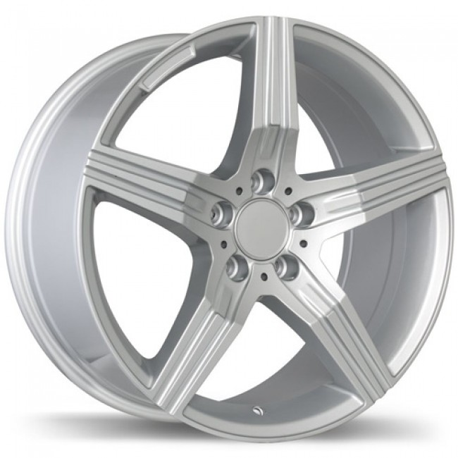 Replika Wheels R171, Hyper Silver wheel