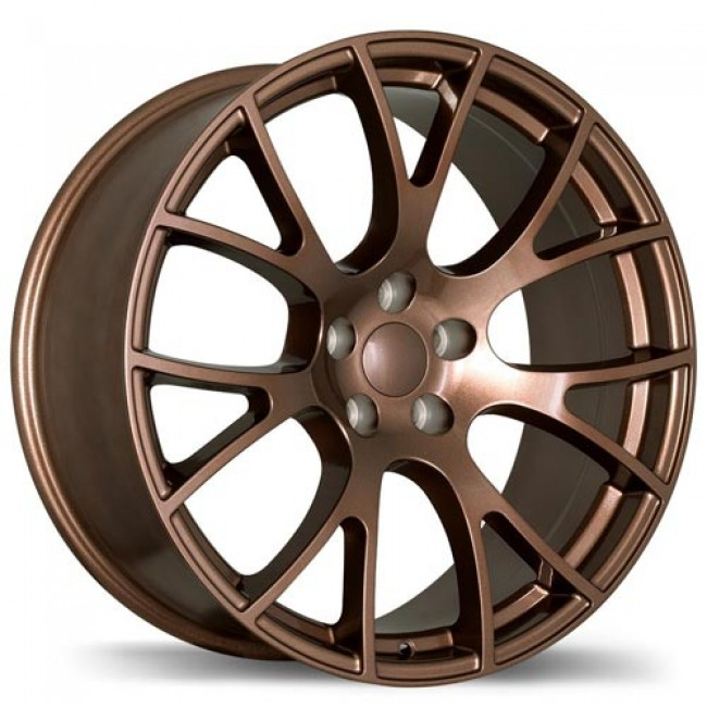 Replika Wheels R179A Bronze/Bronze, 20X11.0, 5x115, (offset/déport 25 ) 71.5 Dodge