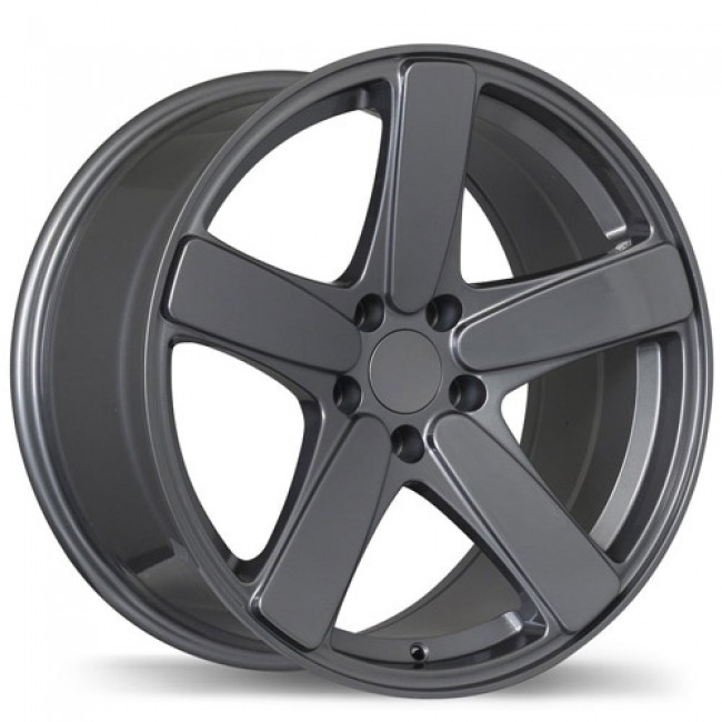Replika Wheels R182, Gun Metal wheel