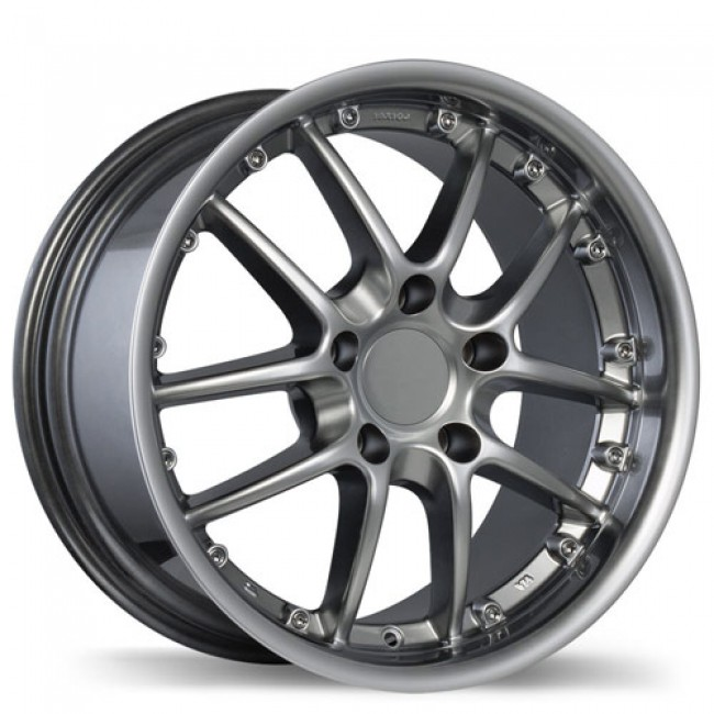 Fastwheels R68, Platinum wheel