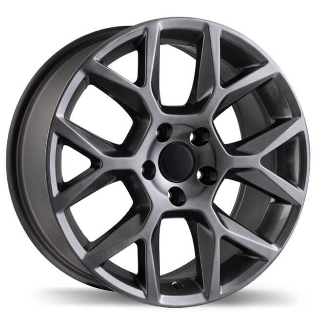 Replika R151, Black wheel