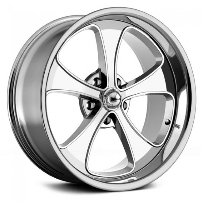 Ridler 645, Chrome wheel
