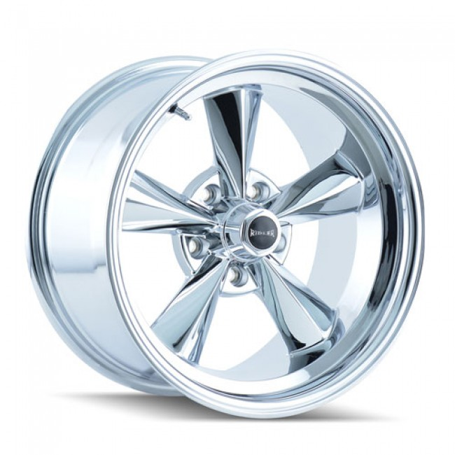 Ridler 675, Chrome wheel