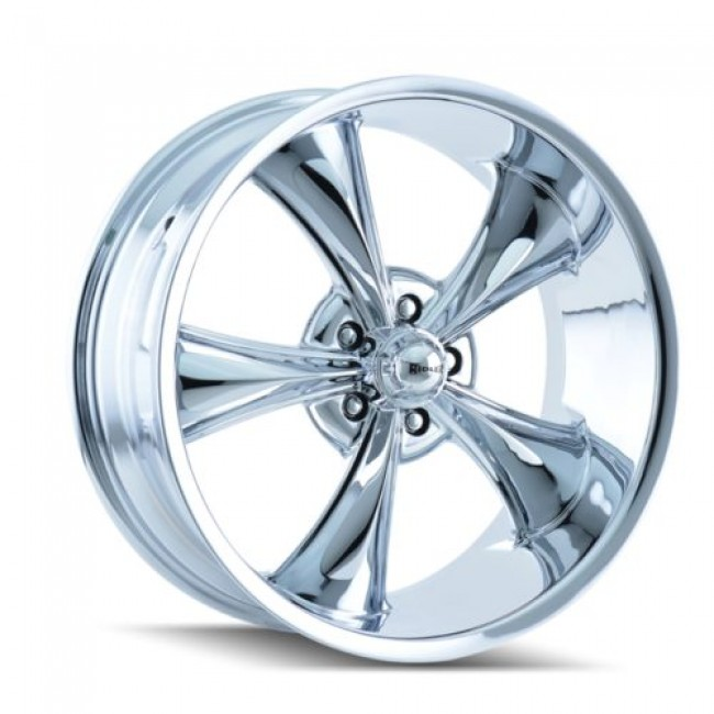 Ridler 695, Chrome wheel