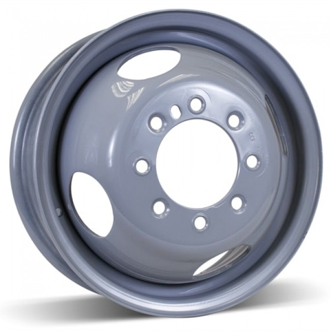 RSSW Steel Wheel, Grey wheel