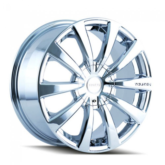 Touren TR3, Chrome wheel