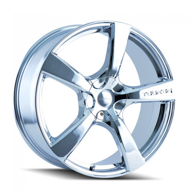 Touren TR9, Chrome wheel