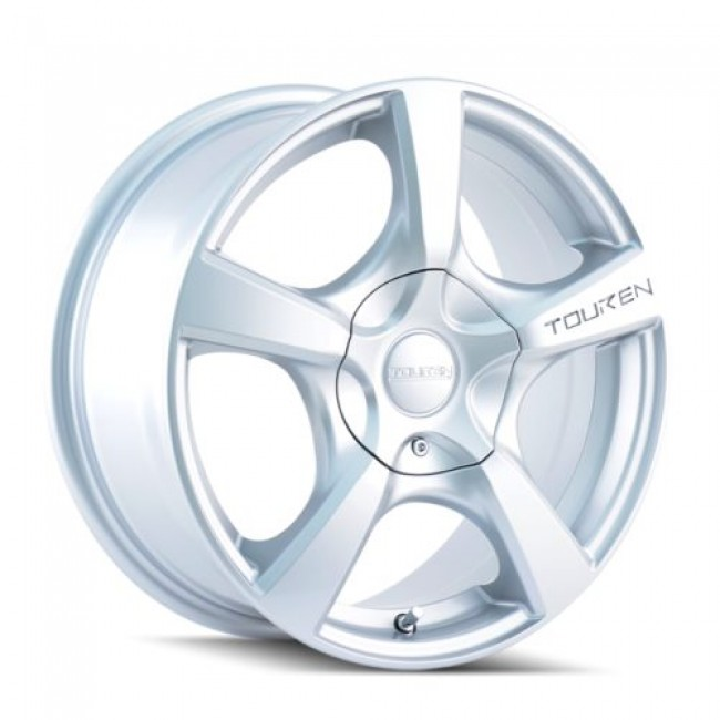 Touren TR9, Hyper Silver wheel