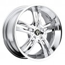 DUB Phase S104 wheel