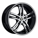 DUB Phase S105 wheel