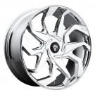 DUB Sleeper S124 wheel