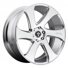 DUB Swerv S129 wheel