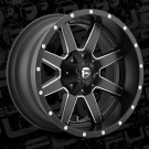 FUEL Maverick D538 L wheel