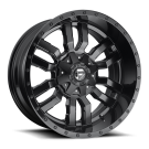 FUEL Sledge D596 wheel