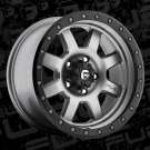 FUEL Trophy D552 17 wheel