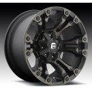 FUEL Vapor D569 wheel