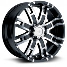 Helo Wheels HE835 wheel