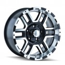 Alloy Ion 179 wheel
