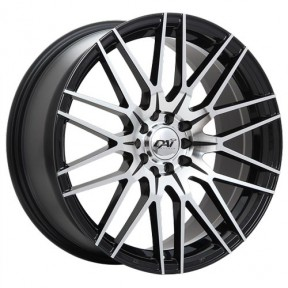 Dai Alloys Rebel wheel