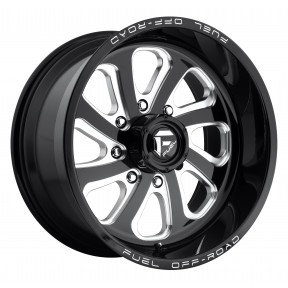 FUEL Flow 8 D587 wheel