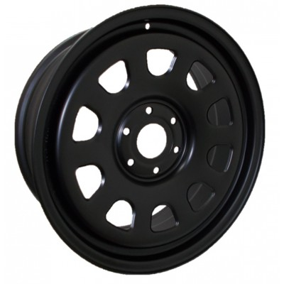 PMC Steel Wheels Black wheel | 20X8, 6x139.7, 78.5, 30 offset