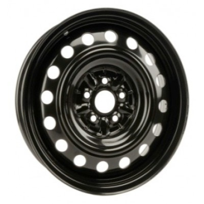 Steel Wheel 16X6.5 , 5X100 , 54.1/45 Noir / Black
