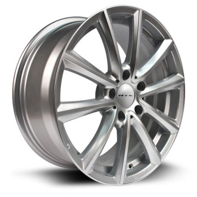 RTX Wheels Bonn Silver wheel (18X8, 5x120, 74.1, 38 offset)