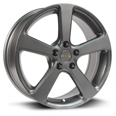 RTX Wheels Multi Gun Metal wheel (18X7.5, 5x114.3, 73.1, 42 offset)