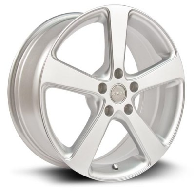 RTX Wheels Multi Silver wheel (16X7, 5x100, 73.1, 40 offset)