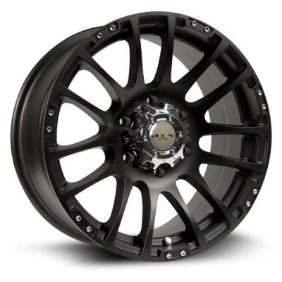 RTX Wheels Nomad Matte Black wheel (18X8.5, 5x139.7, 110.5, 15 offset)
