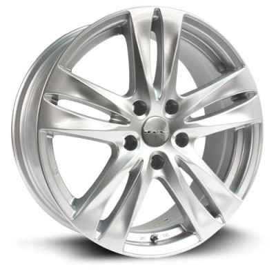 RTX Wheels Osan Silver wheel (16X6.5, 5x114.3, 67.1, 48 offset)