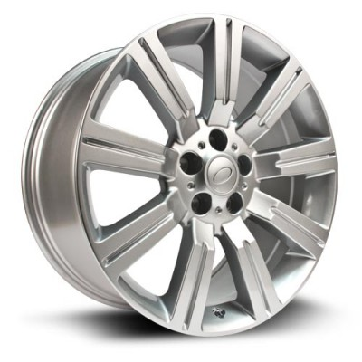 RTX Wheels Soli Silver wheel (20X9.5, 5x120, 72.6, 50 offset)