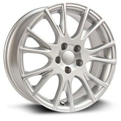 RTX Wheels Stocklholm Silver wheel (17X7, 5x108, 65, 40 offset)