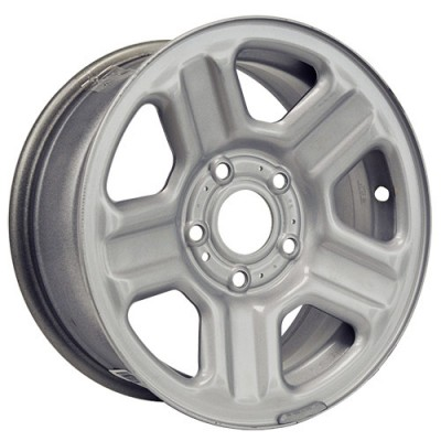 Steel Wheel Jeep 16X7 , 5x127 , (offset/deport 45 ) , 71.5