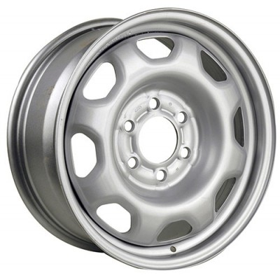 Macpek Steel Wheels Grey wheel (17X7, 6x135, 87.1, 44 offset)
