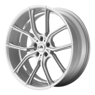 Adventus AVX-6 Machine Silver wheel (22X9, 5x120, 74.10, 15 offset)