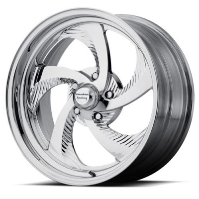 American Racing Forged VF199 Chrome wheel (20X8, , 72.6, 44.05 offset)