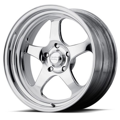 American Racing Forged VF501 Chrome wheel (17X10, , 72.6, 41.99 offset)