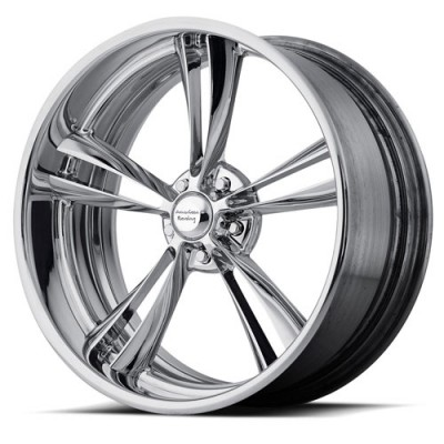 American Racing Forged VF506 Chrome wheel (22X10, , 72.6, 60.78 offset)
