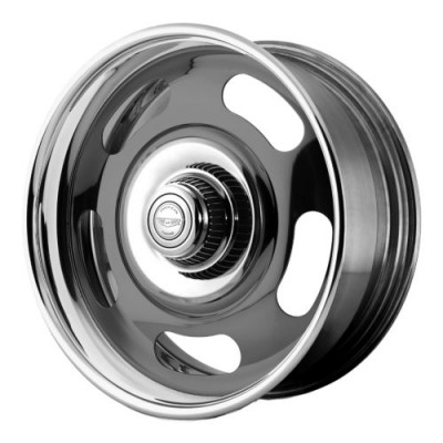 American Racing VN327 RALLY Machine Grey wheel (20X10, , 78.30, 0 offset)