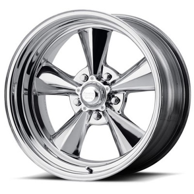 American Racing VN409 TTO 2 PIECE Polished wheel (20X10, , 72.60, 0 offset)