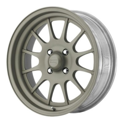 American Racing VN477 Polished wheel (14X6, , 72.60, 0 offset)