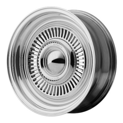 American Racing VN478 TURBINE Polished wheel (20X10, , 72.60, 0 offset)