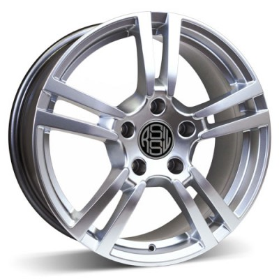 RSSW Private Hyper Silver wheel (18X8, 5x130, 71.6, 50 offset)